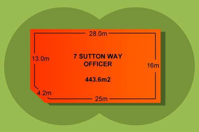 7 (Lot 123) Sutton Way