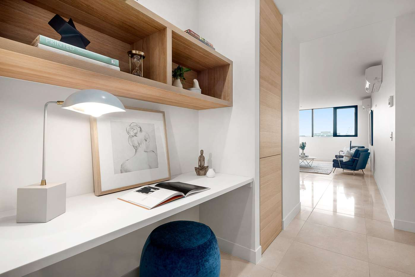 Main view of Homely apartment listing, 1806/12 Queens Road, Melbourne, VIC 3004