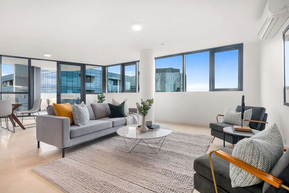 Third view of Homely apartment listing, 1806/12 Queens Road, Melbourne VIC 3004