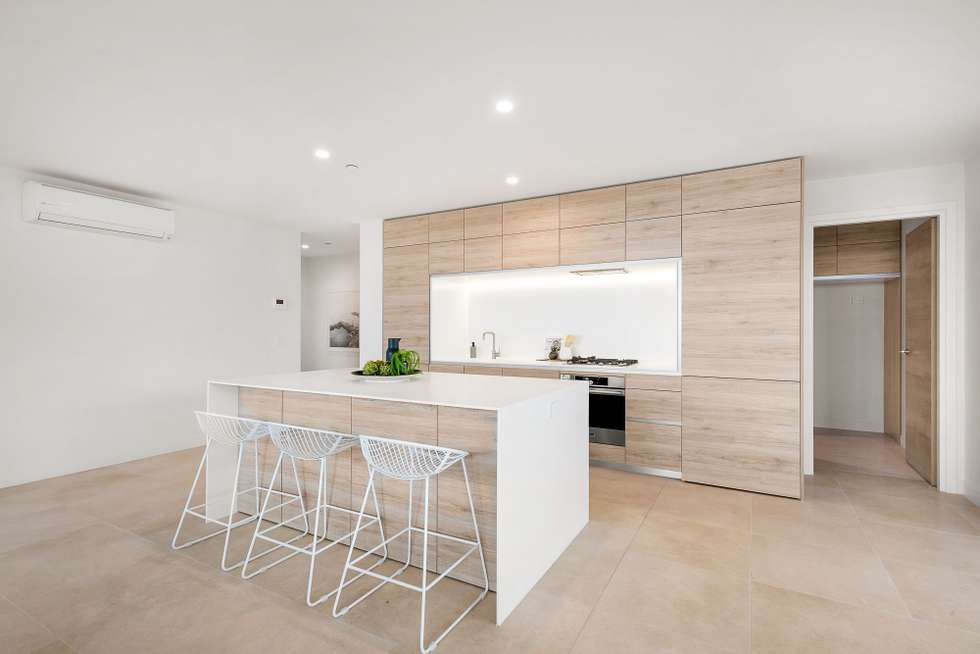 Fourth view of Homely apartment listing, 1806/12 Queens Road, Melbourne VIC 3004