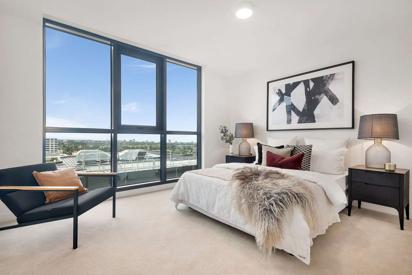 Sixth view of Homely apartment listing, 1806/12 Queens Road, Melbourne VIC 3004