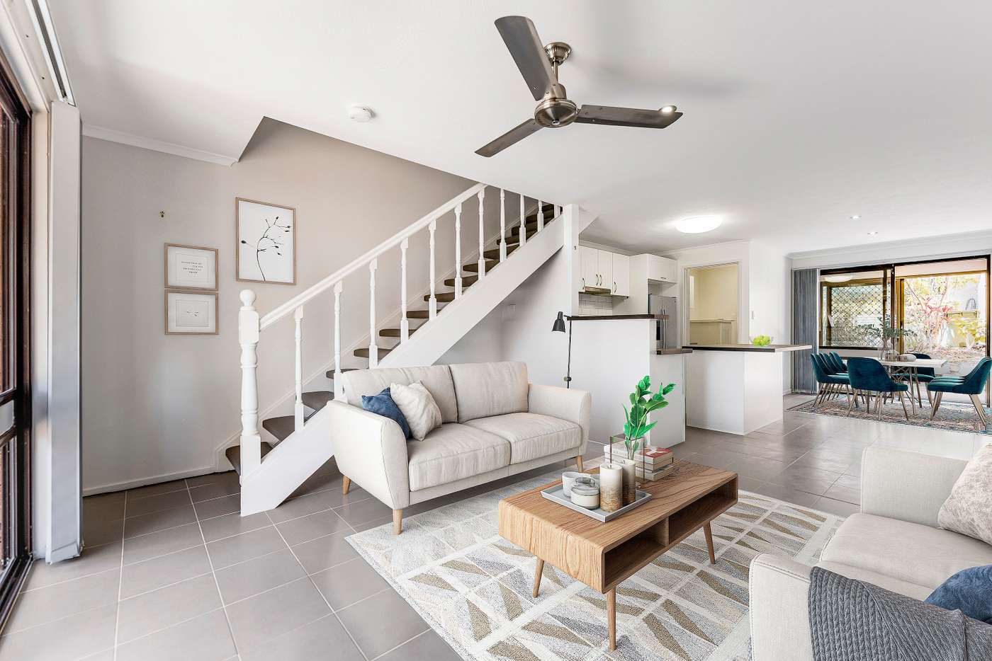 Main view of Homely townhouse listing, 87/170 Bardon Avenue, Burleigh Waters QLD 4220