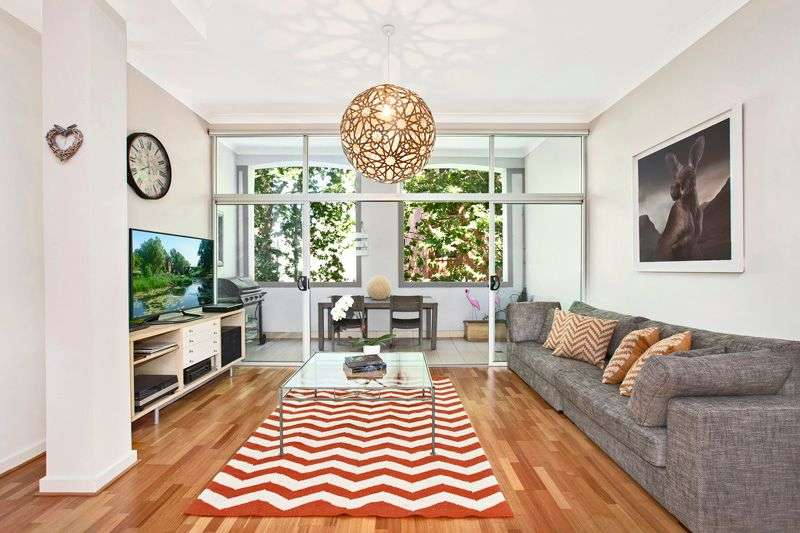 Main view of Homely apartment listing, 1/28-32 Pine Street, Chippendale, NSW 2008