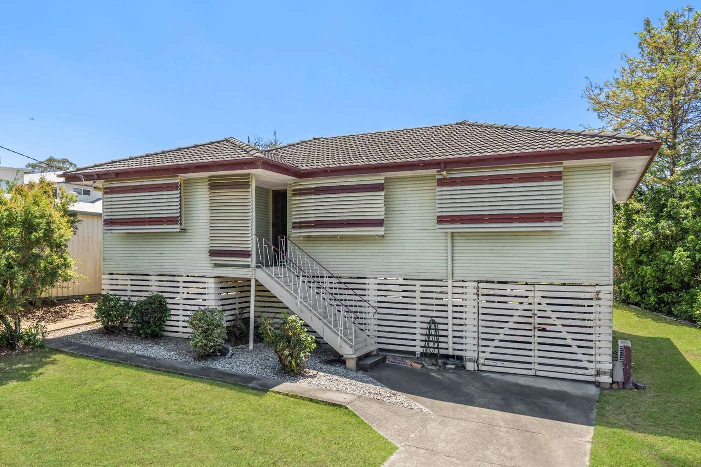 Main view of Homely house listing, 114 Douglas Street, Oxley QLD 4075