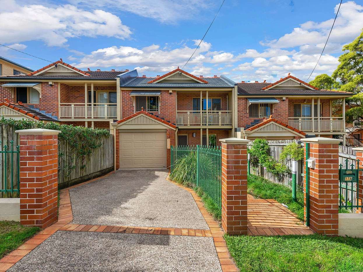 Main view of Homely house listing, 17A Wellington Street, Clayfield, QLD 4011