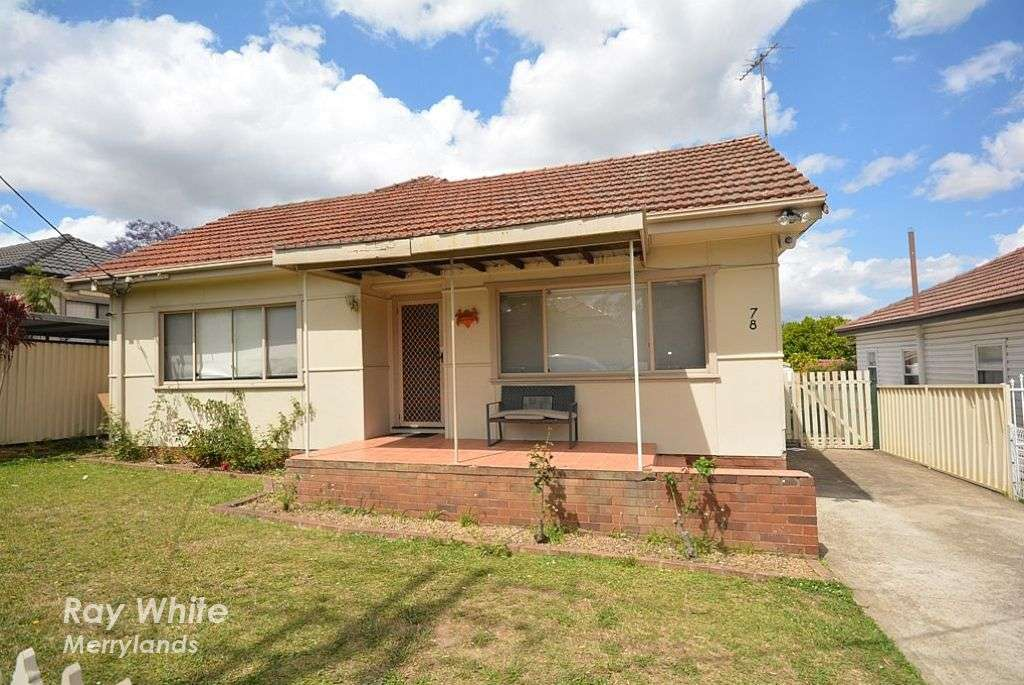Main view of Homely house listing, 78 Fowler Road, Merrylands, NSW 2160