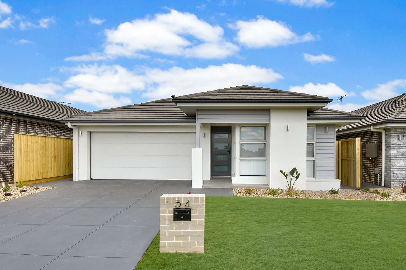 Main view of Homely house listing, 54 Silvester Way, Gledswood Hills, NSW 2557