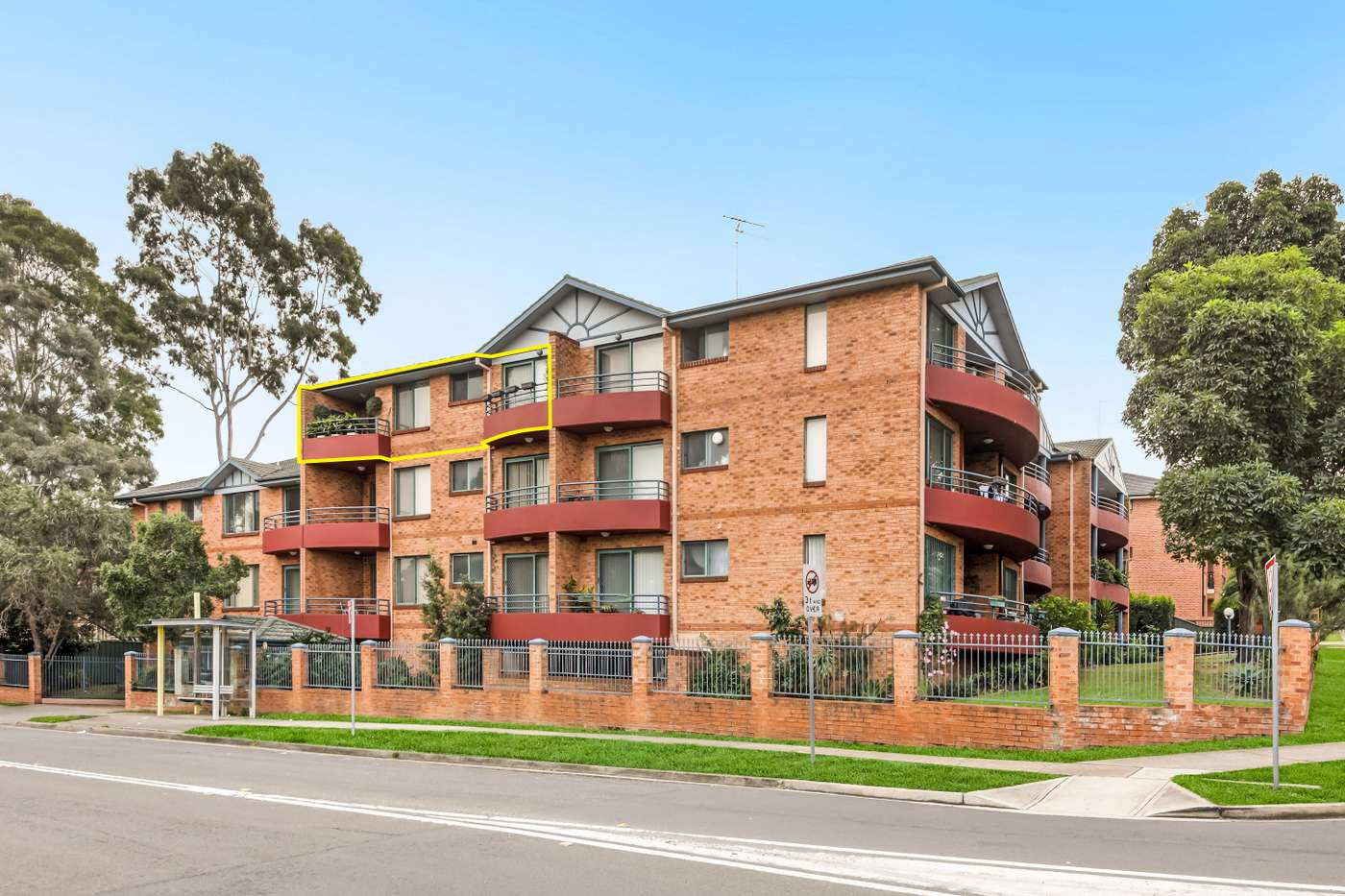 Main view of Homely unit listing, 12/94 Brancourt Avenue, Yagoona, NSW 2199