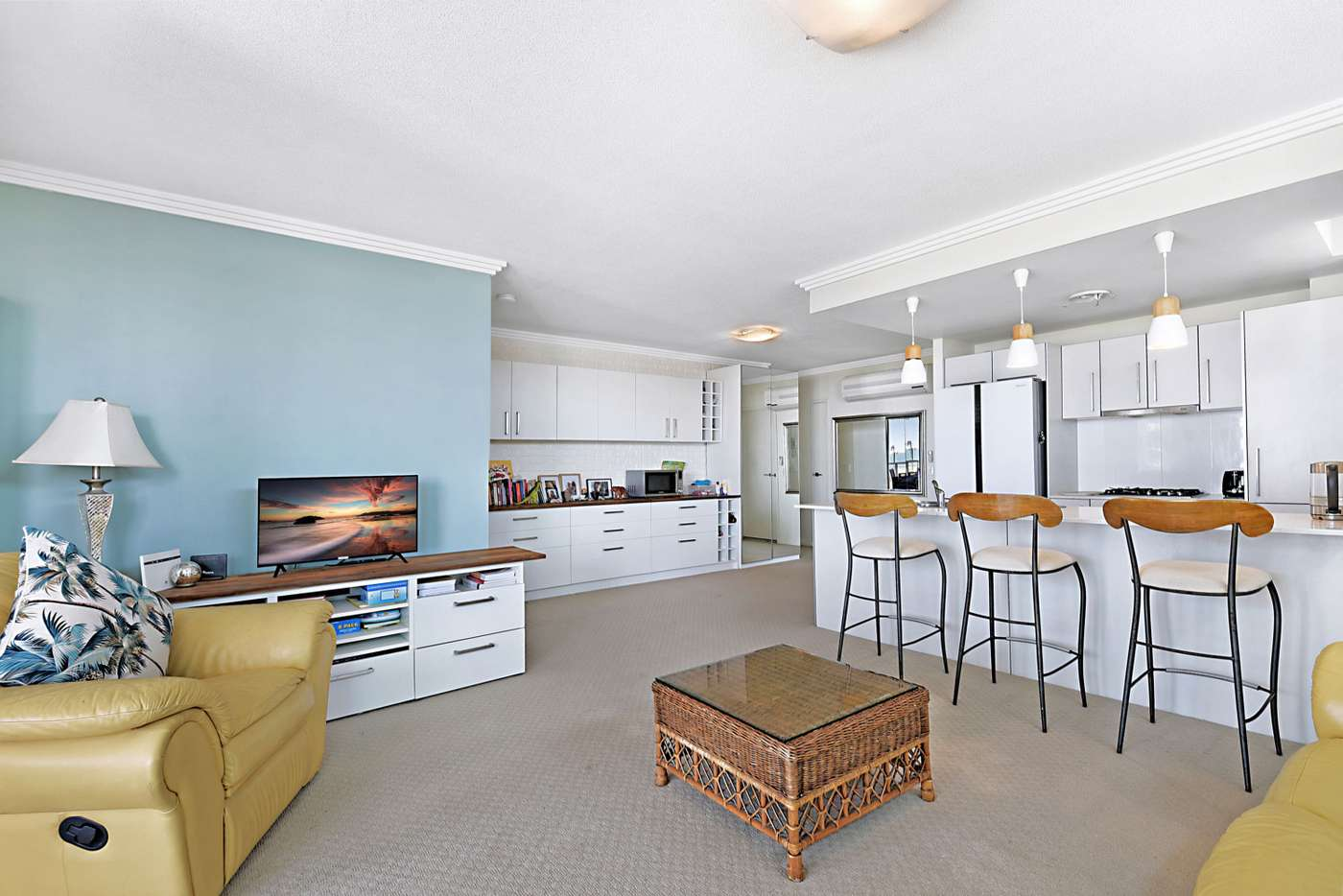 Fifth view of Homely apartment listing, 1306/10 Fifth Avenue, Palm Beach QLD 4221