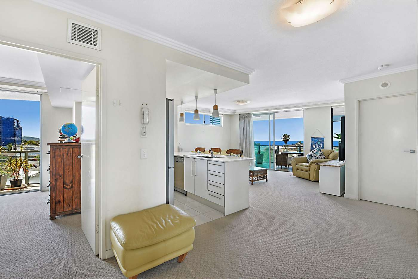 Sixth view of Homely apartment listing, 1306/10 Fifth Avenue, Palm Beach QLD 4221