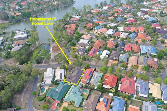 1 Montserrat Place, Forest Lake QLD 4078