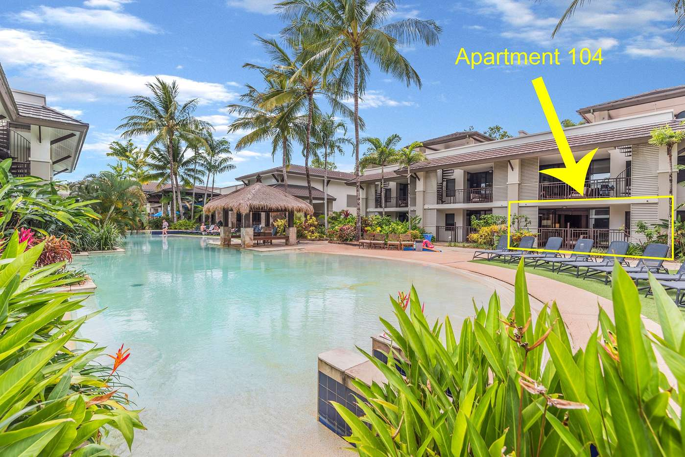 Main view of Homely apartment listing, 104/22-36 Mitre Street, Port Douglas, QLD 4877