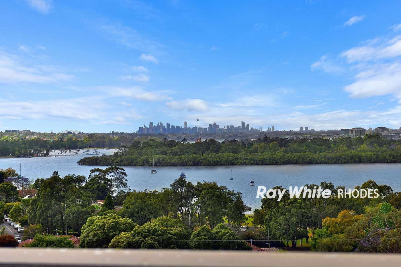 Main view of Homely apartment listing, 611/42 Walker Street, Rhodes, NSW 2138