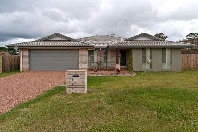 8 Barwick Court, Wilsonton Heights QLD 4350