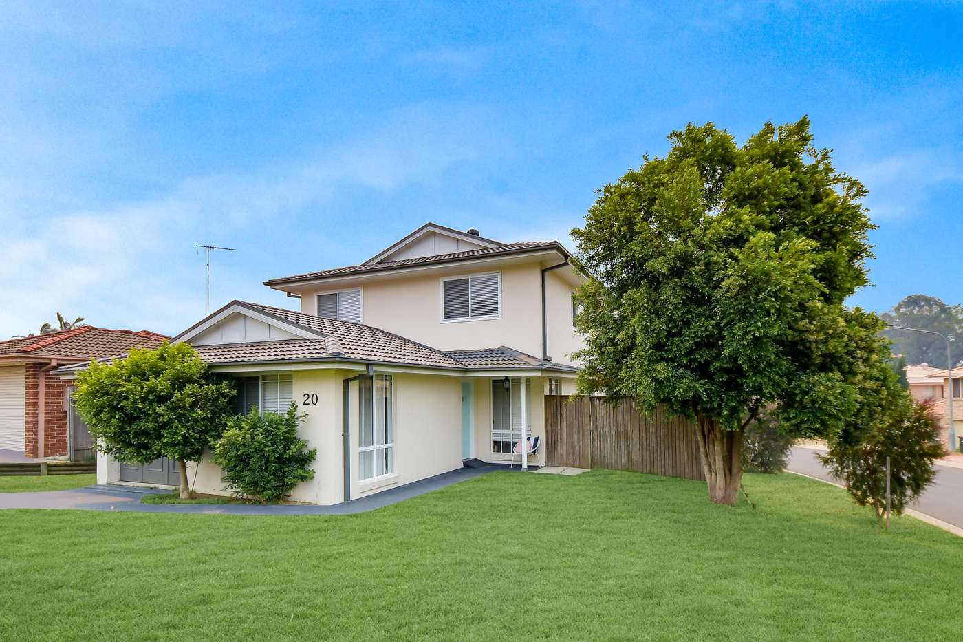 Main view of Homely house listing, 20 Freeman Circuit, Ingleburn, NSW 2565