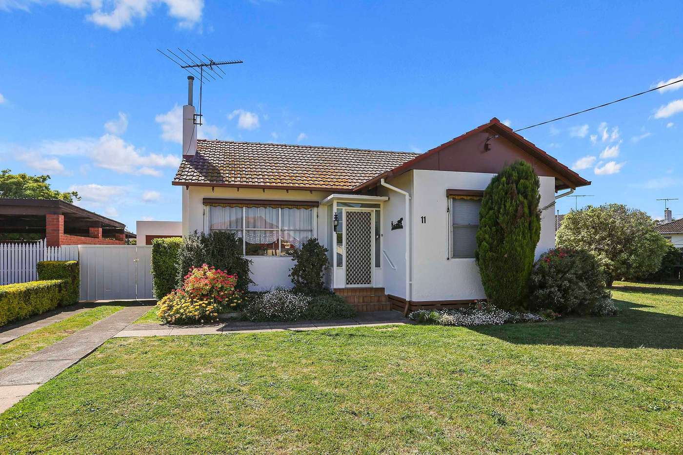 Main view of Homely house listing, 11 Michigan Avenue, Corio, VIC 3214
