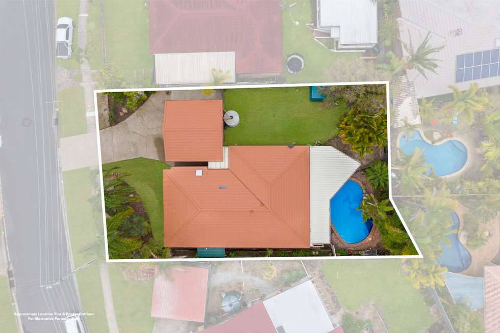 Second view of Homely house listing, 58 Coleman Crescent, Springwood QLD 4127