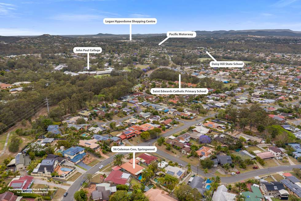 Third view of Homely house listing, 58 Coleman Crescent, Springwood QLD 4127