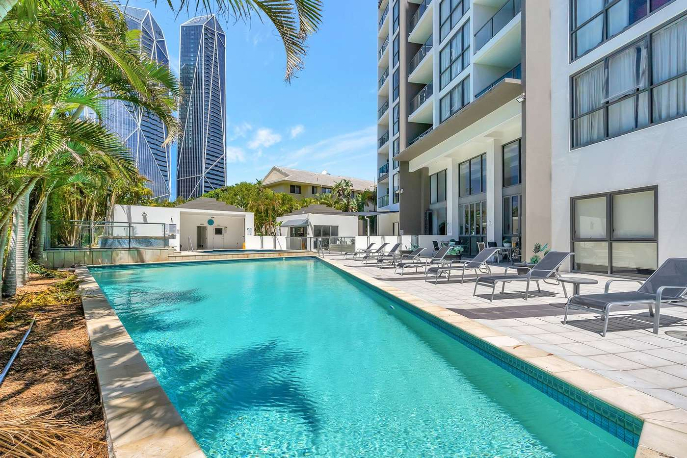 Main view of Homely unit listing, 802/2865 Gold Coast Highway, Surfers Paradise, QLD 4217