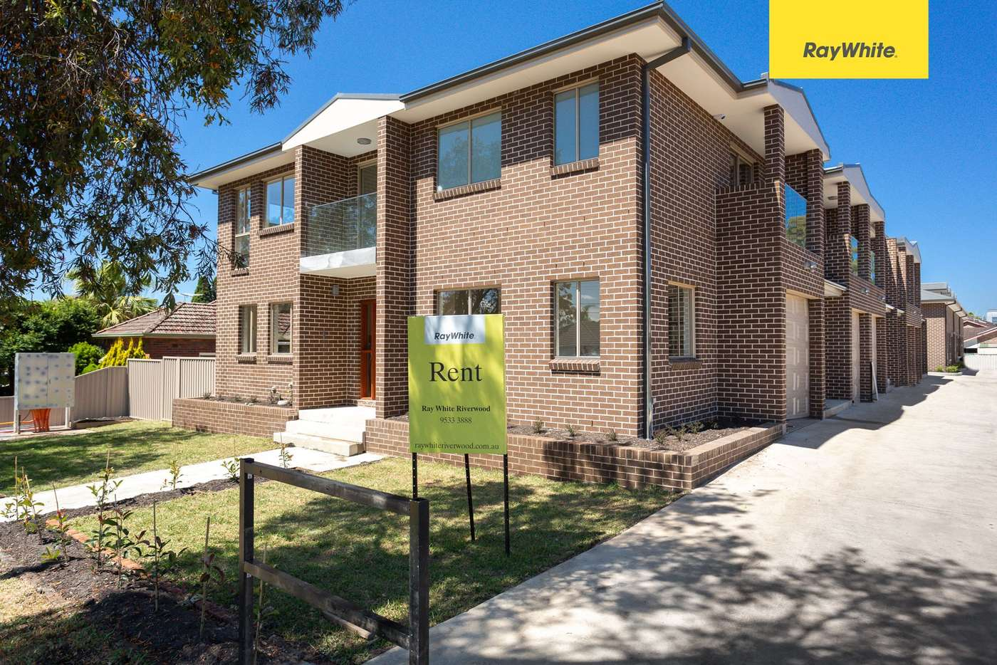 Main view of Homely townhouse listing, 2/16-18 Alverstone Street, Riverwood NSW 2210