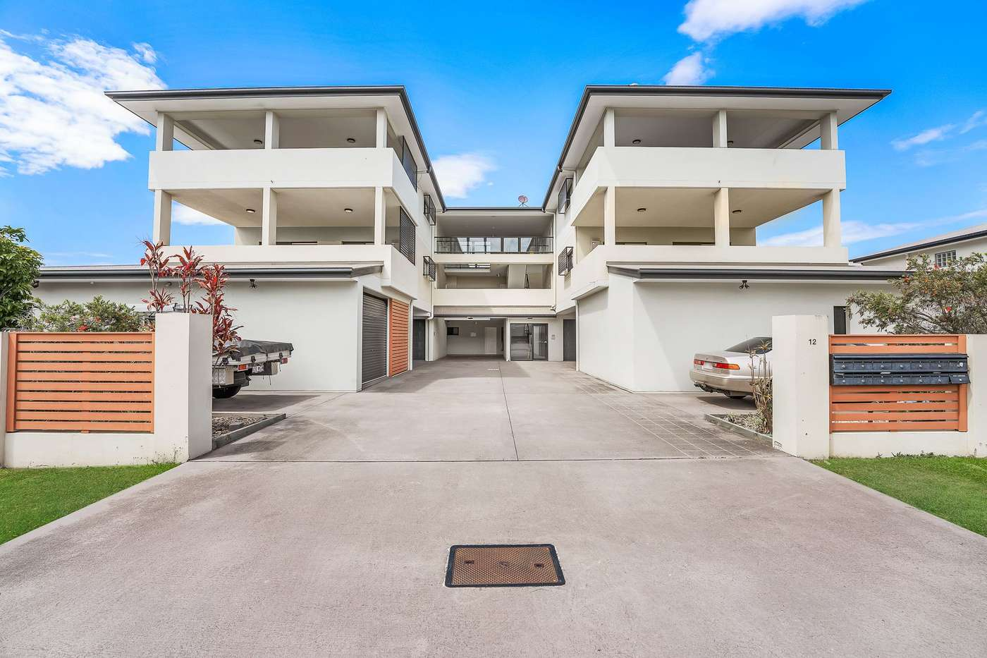 Main view of Homely unit listing, 4/12 Seeney Street, Zillmere, QLD 4034