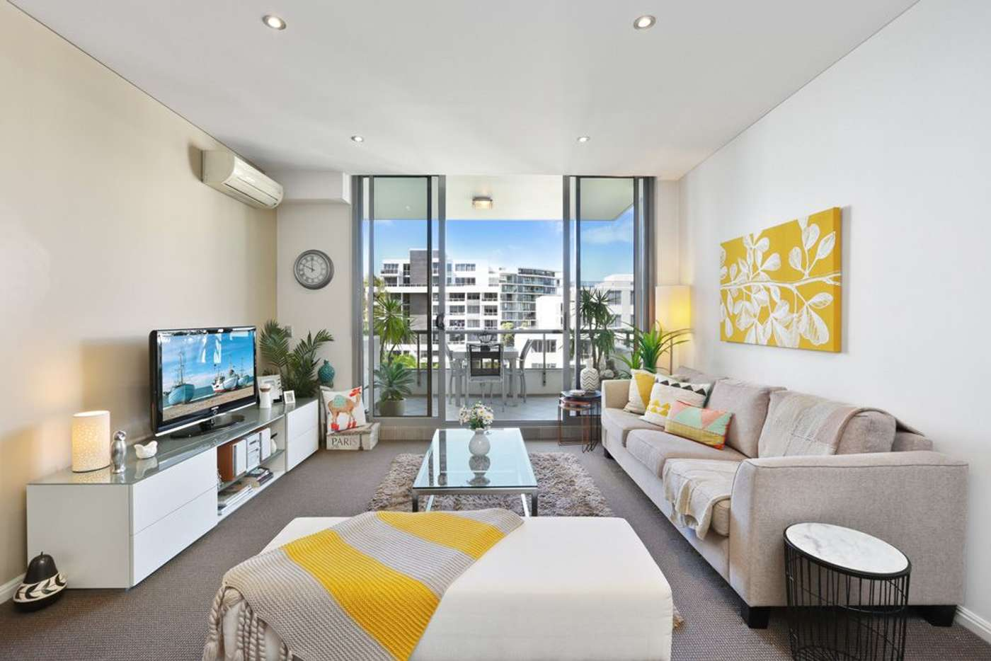 Main view of Homely apartment listing, 716/6 Marquet Street, Rhodes NSW 2138