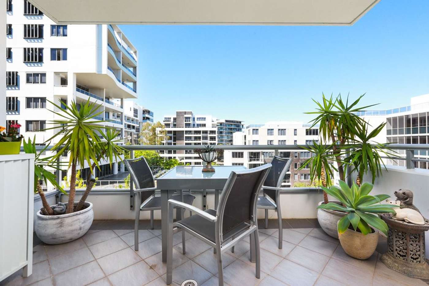 Sixth view of Homely apartment listing, 716/6 Marquet Street, Rhodes NSW 2138