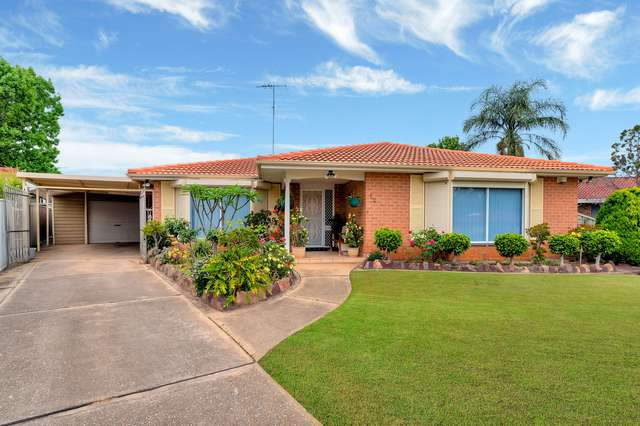 12 Quinn Place, Prairiewood NSW 2176