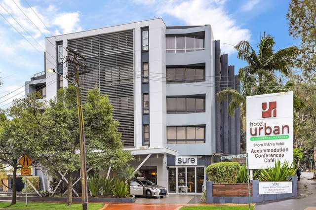 194 Pacific Highway 'Hotel Urban', St Leonards NSW 2065