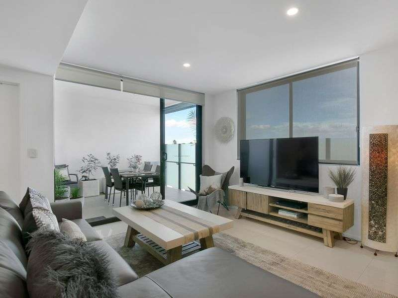 Main view of Homely apartment listing, 611/45 Wellington Road, East Brisbane, QLD 4169