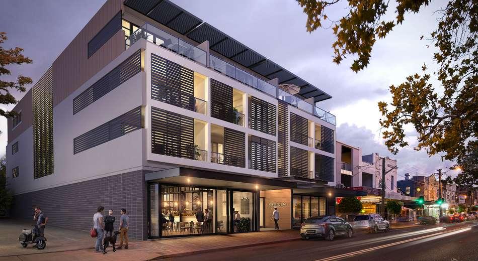 201/467 Miller Street, Cammeray NSW 2062