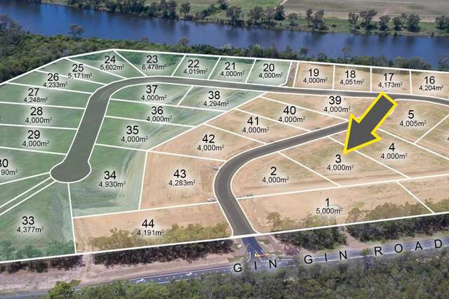 Lot 3 Pindari Park Estate, Sharon QLD 4670