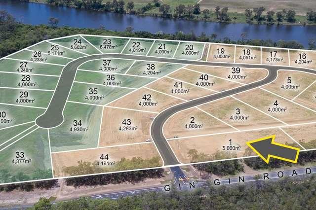 Lot 1 Pindari Park Estate, Sharon QLD 4670
