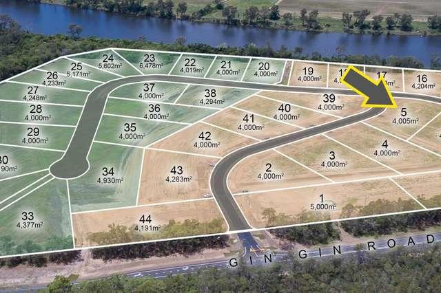 Lot 5 Pindari Park Estate, Sharon QLD 4670