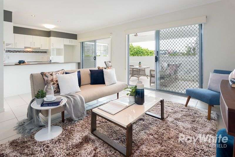 Main view of Homely unit listing, 10/19 Riverton Street, Clayfield, QLD 4011