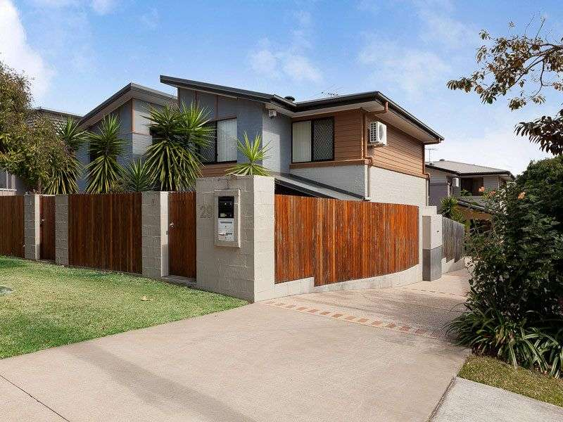 Main view of Homely townhouse listing, 4/29 Wallace Street, Moorooka, QLD 4105