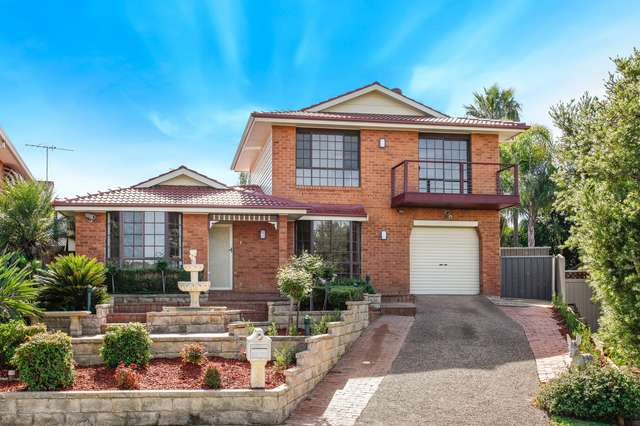 3 Evers Close, Edensor Park NSW 2176