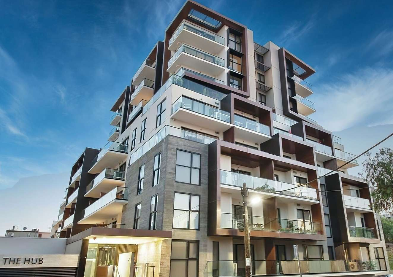 Main view of Homely apartment listing, 503/8 Garfield Street, Richmond, VIC 3121