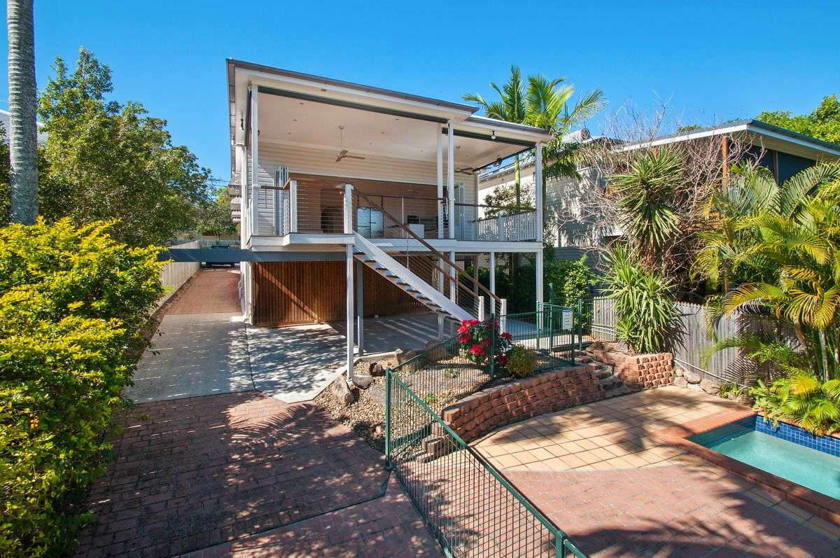 Main view of Homely house listing, 66 Barker Street, East Brisbane, QLD 4169