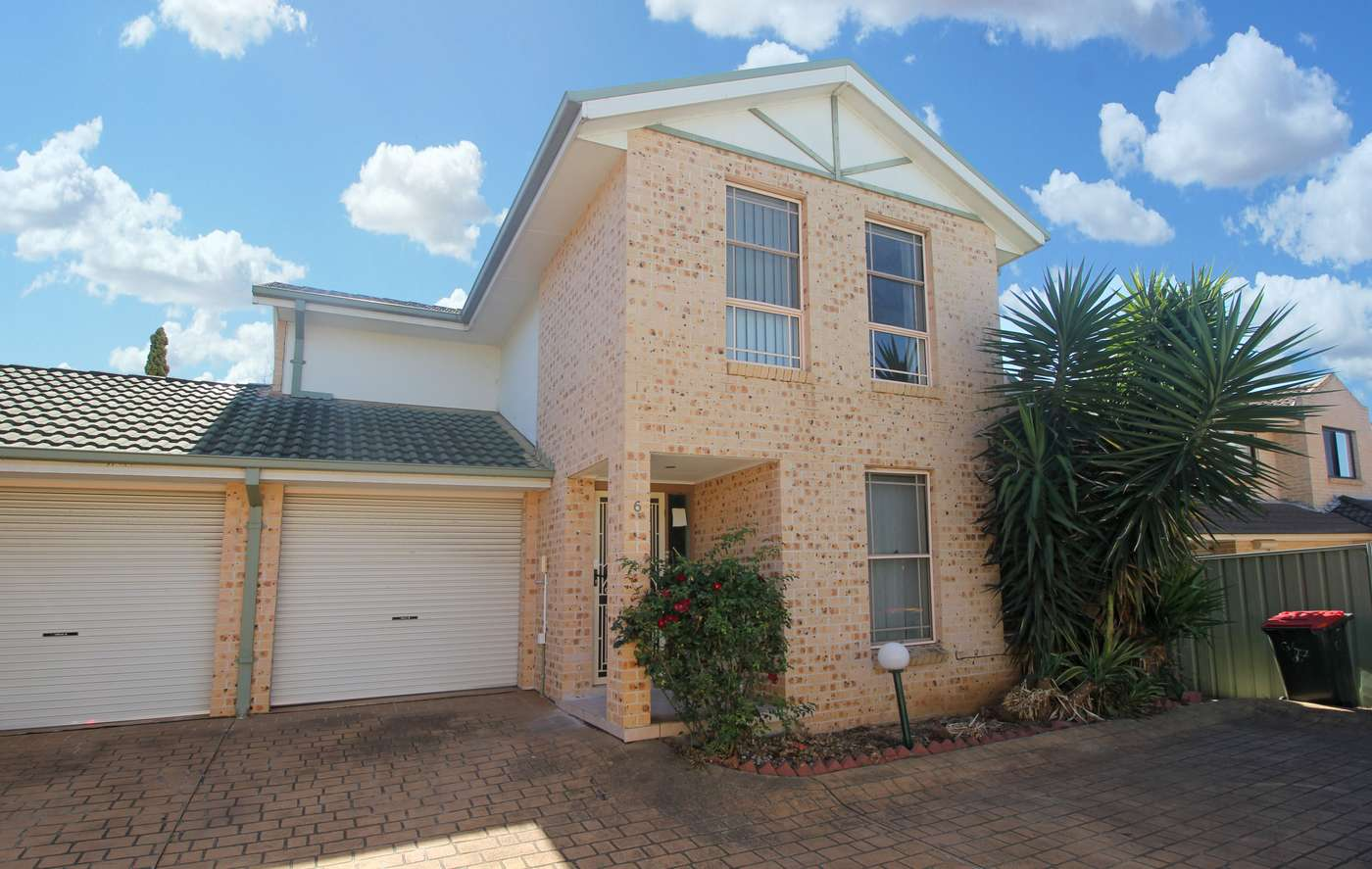 Main view of Homely townhouse listing, 6/87-89 Cambridge Street, Canley Heights, NSW 2166