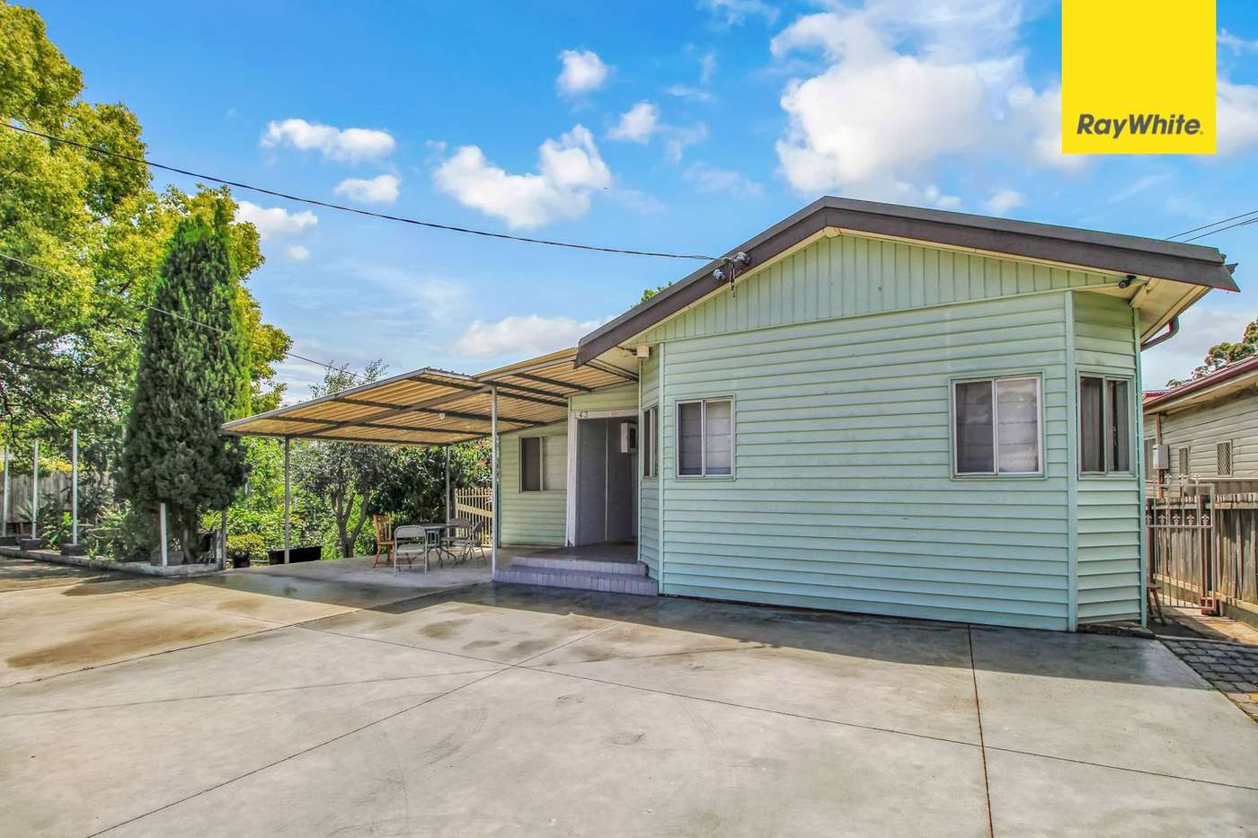 Main view of Homely house listing, 43 Patten Avenue, Merrylands, NSW 2160