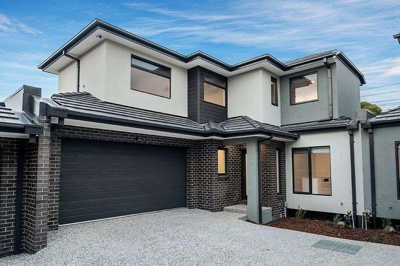 Main view of Homely townhouse listing, 2/8 Decathlon Street, Bundoora, VIC 3083