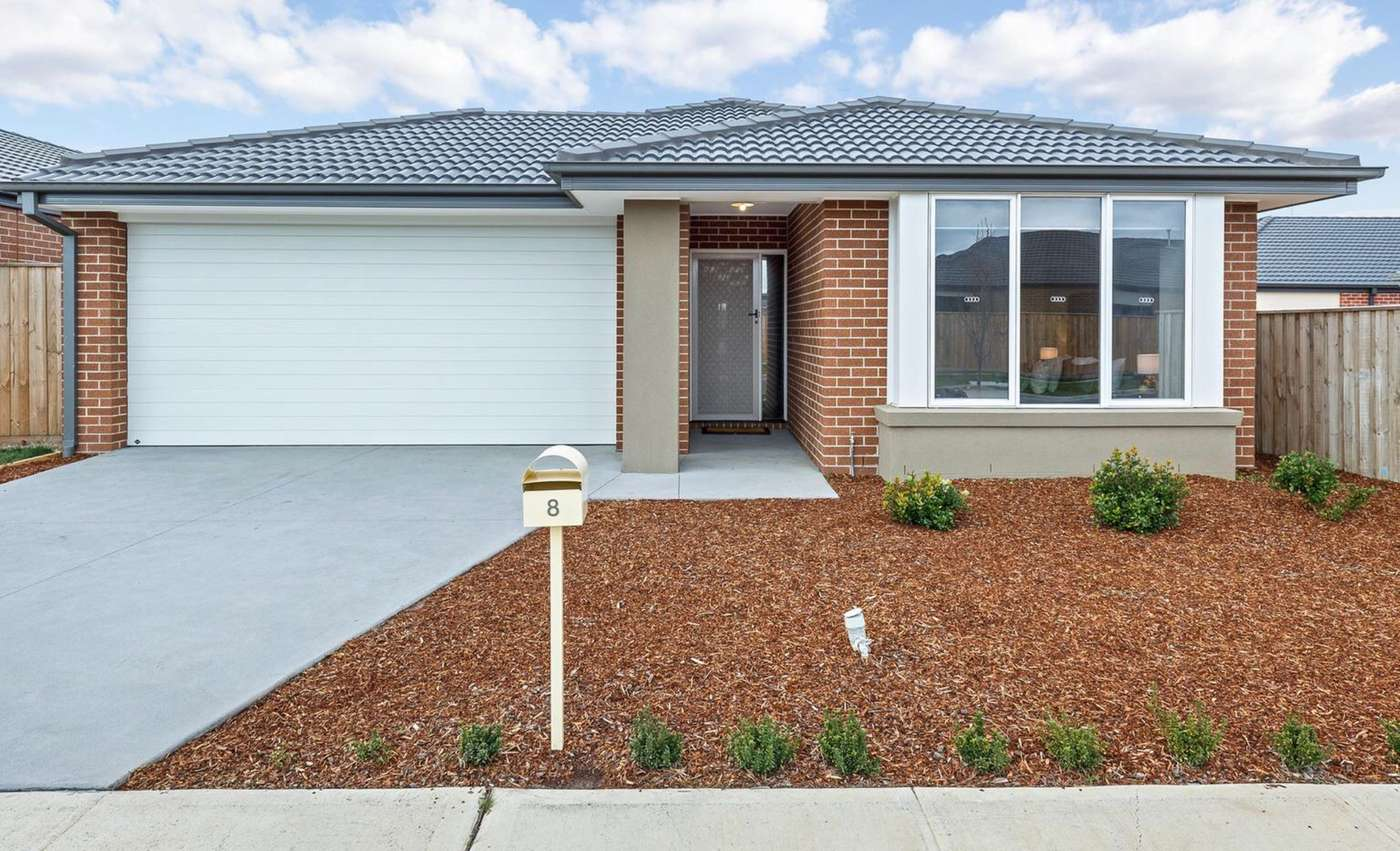 Main view of Homely house listing, 8 Blackwattle Court, Mernda, VIC 3754
