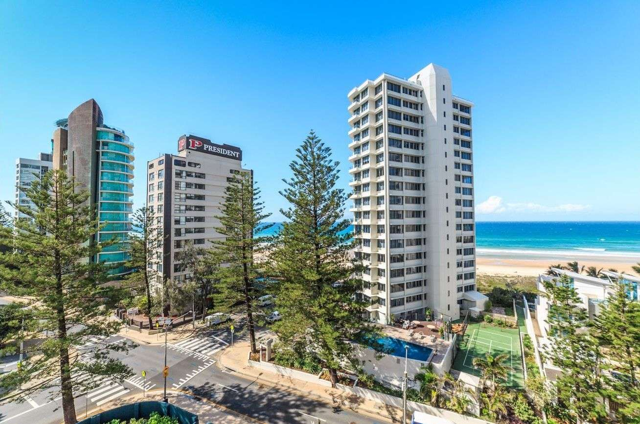 Main view of Homely apartment listing, 28 Northcliffe Terrace, Surfers Paradise, QLD 4217