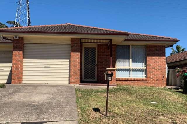 16 Budgerigar Street, Green Valley NSW 2168