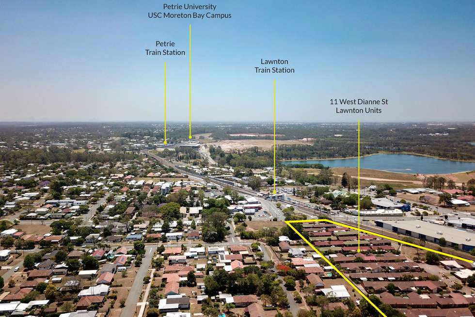 Fifth view of Homely unit listing, 42/11 West Dianne Street, Lawnton QLD 4501