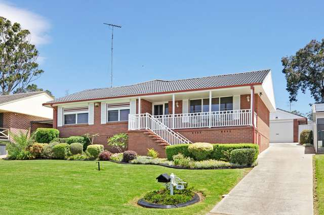 25 Nungeroo Avenue, Jamisontown NSW 2750