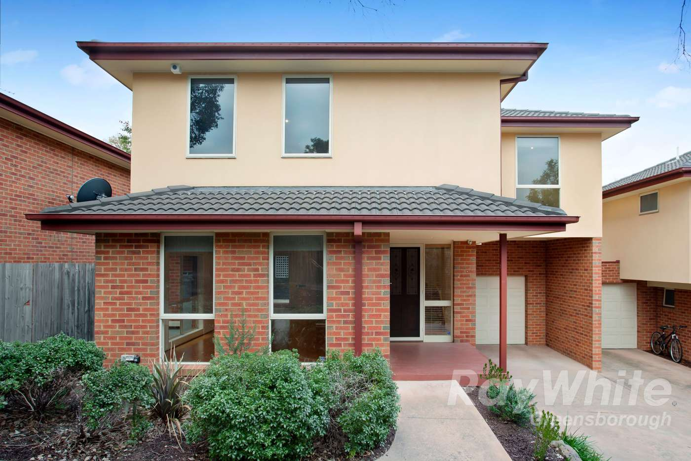 Main view of Homely townhouse listing, 3/54 Airlie Road, Montmorency VIC 3094