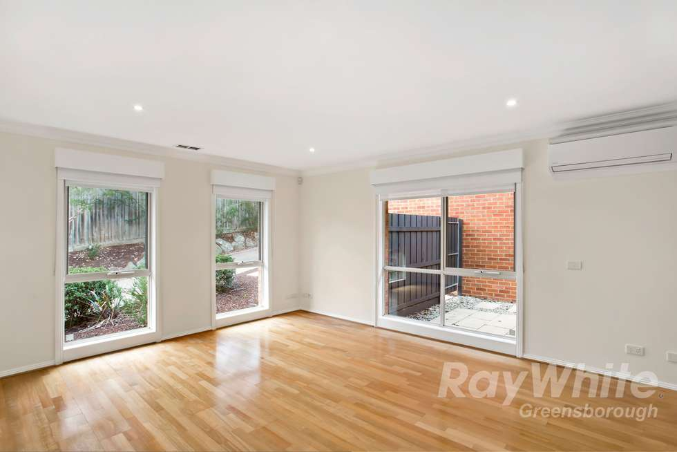 Second view of Homely townhouse listing, 3/54 Airlie Road, Montmorency VIC 3094