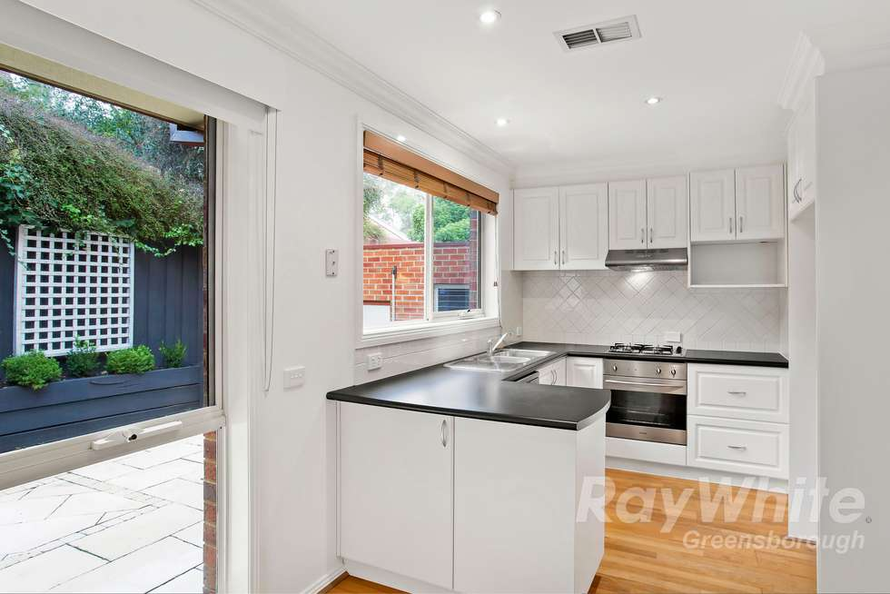 Third view of Homely townhouse listing, 3/54 Airlie Road, Montmorency VIC 3094